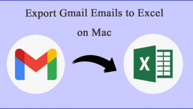 Photo of How to Export Gmail Emails/Contacts to Excel Sheet? | Perfect Method for Mac User