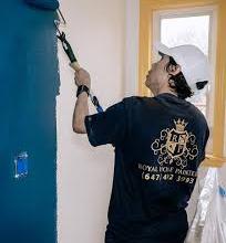 Photo of Doors Painting Dubai