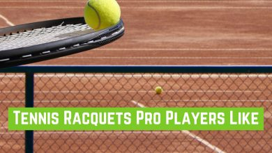 Photo of Tennis Racquets Pro Players Like