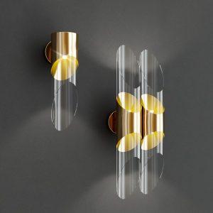 3d wall lights