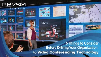 Photo of 5 Things to Consider Before Driving Your Organization to Video Conferencing Technology