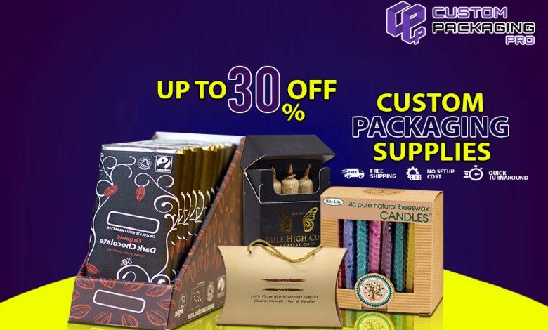 Custom Packaging Supplies
