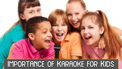 Photo of Importance of Karaoke for Kids