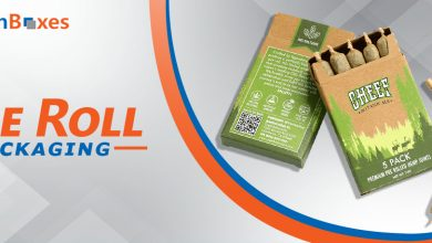 Photo of Get the Most Unique and Secure Pre Roll Boxes for your Product