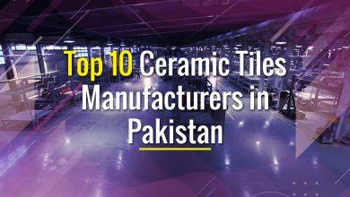 Photo of Top 10 Ceramic Tiles Manufacturers in Pakistan