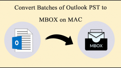 Photo of How to Convert Batches of Outlook PST to MBOX on Mac OS?