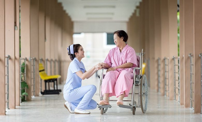 Aged Care Worker In Australia