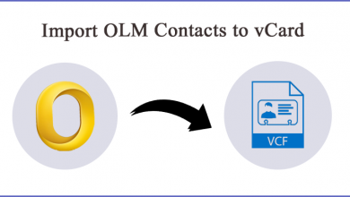Photo of Import OLM Contact List to iCloud Account – Simple & Efficient Method