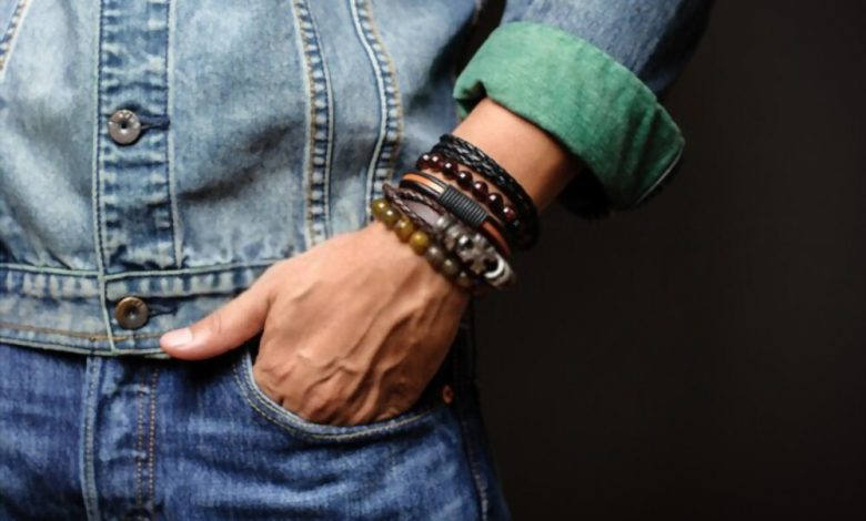 Leather Bead Bracelet – Perfect Men Accessory to Look Cool