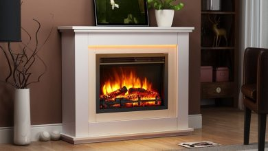 Photo of Ideas For Fireplace Surround To Make Your Home Beautiful